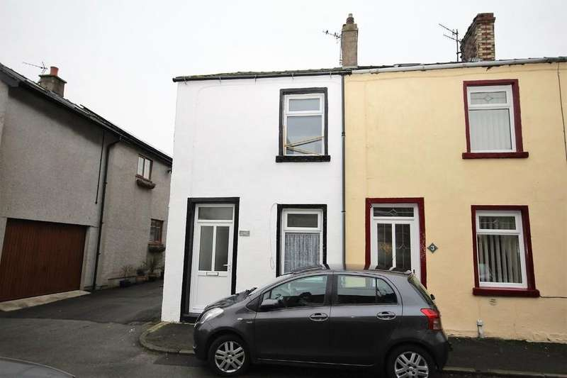 2 Bedrooms End Of Terrace House for sale in 1 Dale Street, Askam
