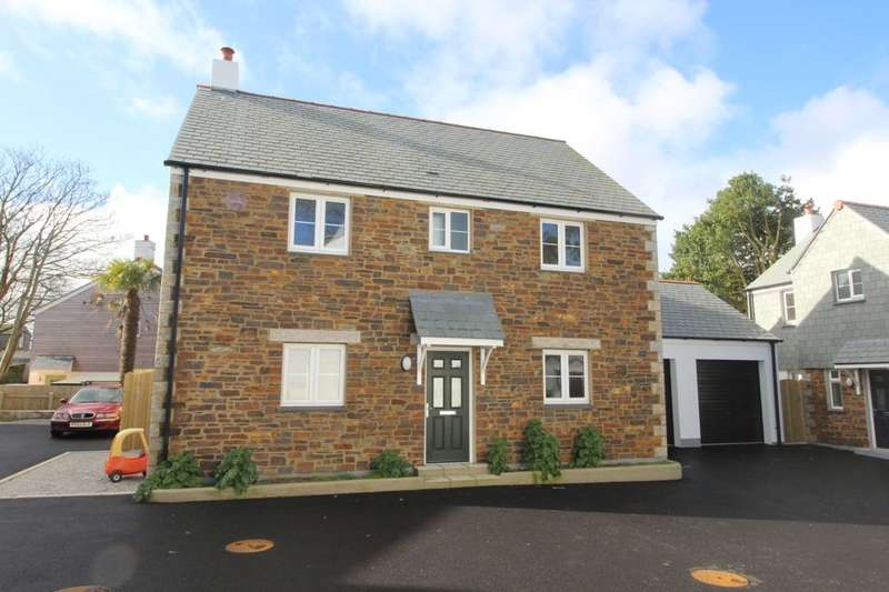 4 Bedrooms Detached House for sale in Plain-An-Gwarry, Redruth, TR15