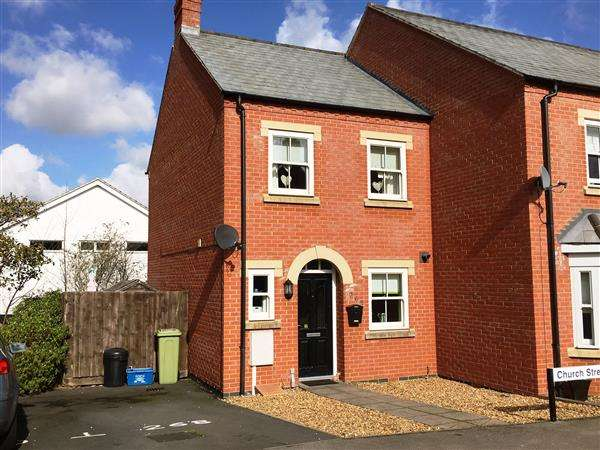 2 Bedrooms End Of Terrace House for sale in Wolverton, Milton Keynes