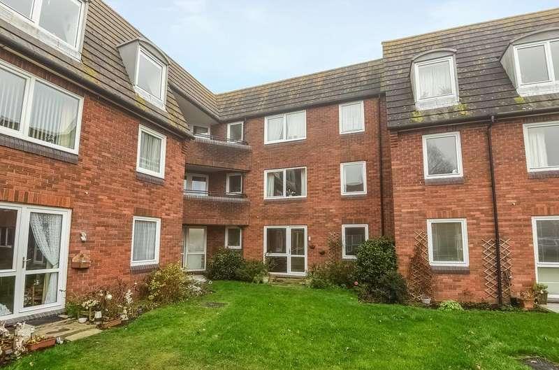 1 Bedroom Retirement Property for sale in Homecroft House, Sylvan Way, Bognor Regis, PO21