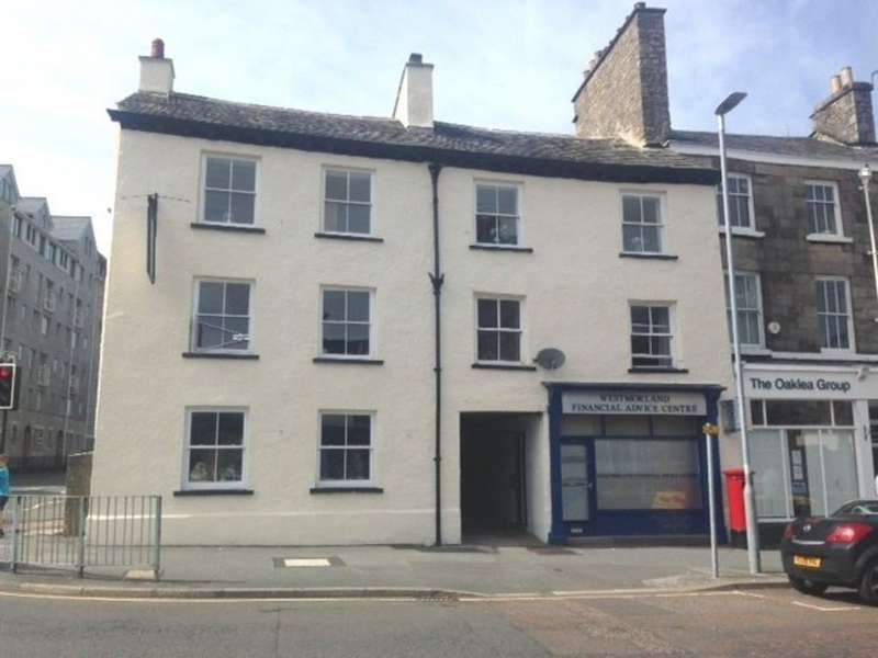2 Bedrooms Apartment Flat for sale in Flat 4 Galloway House Yard 44, Stramongate, Kendal. LA9 4BD