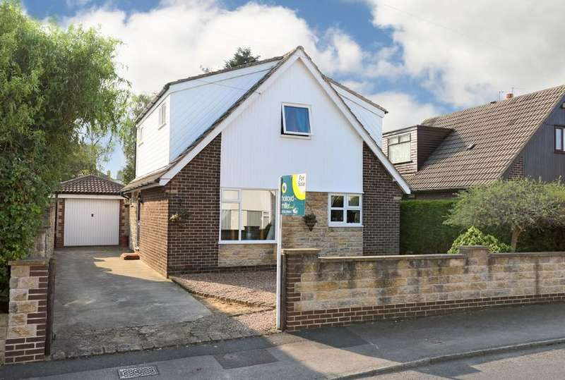 4 Bedrooms Detached House for sale in Elmwood Drive, Walton, Wakefield