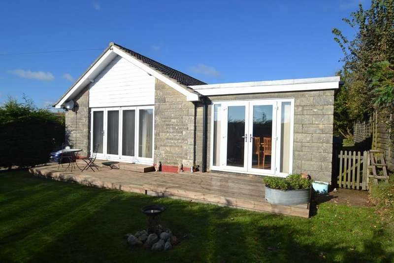 3 Bedrooms Detached Bungalow for sale in Nettlecombe Lane, Whitwell