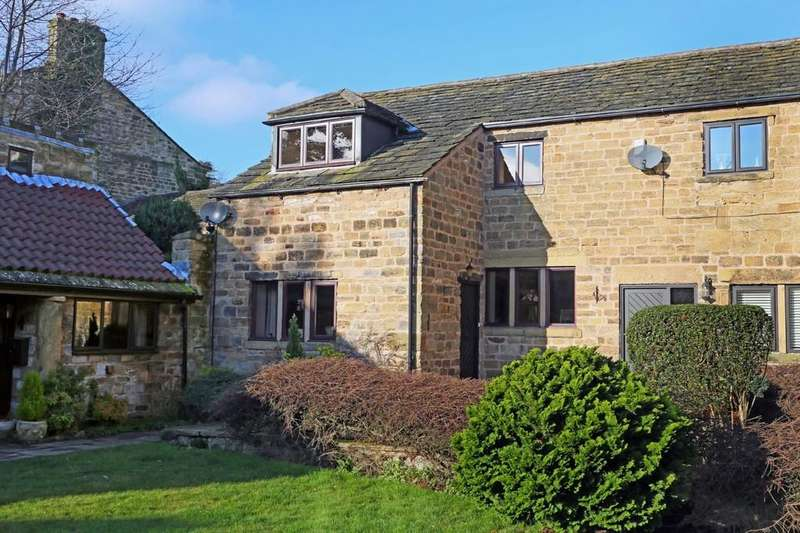 3 Bedrooms Barn Conversion Character Property for sale in The Courtyard, Woolley