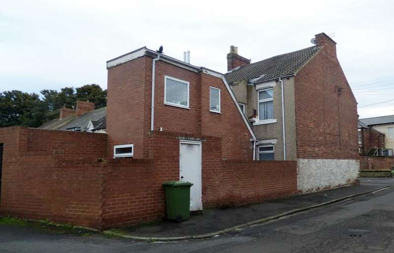 2 Bedrooms Flat for sale in Thornhill Street, Houghton-Le-Spring