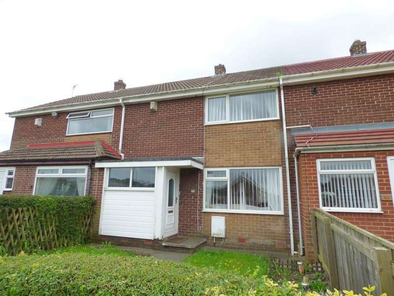 2 Bedrooms Terraced House for sale in Jane Street , Hetton- Le-Hole