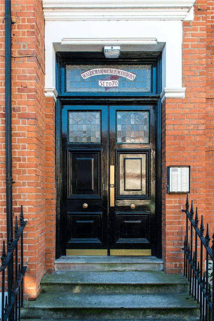 9 Bedrooms Plot Commercial for sale in Waldemar Avenue Mansions, Waldemar Avenue, Fulham, London