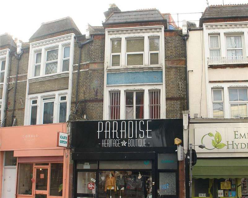 1 Bedroom Flat for sale in Rye Lane, Peckham Rye, London, SE15