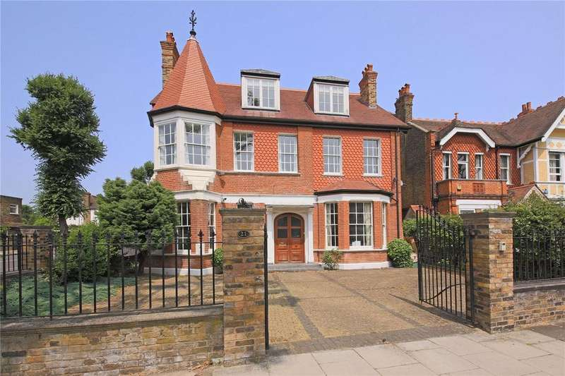 7 Bedrooms Detached House for sale in Woodville Gardens, London, W5