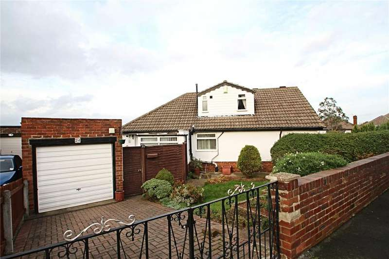 4 Bedrooms Detached Bungalow for sale in Springbank Road, Ormesby