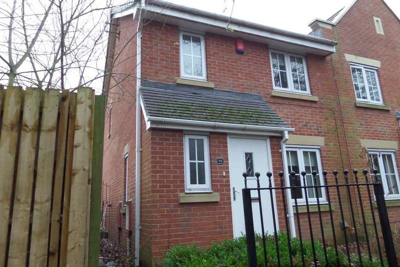 3 Bedrooms Town House for sale in The Avenue, Gainsborough
