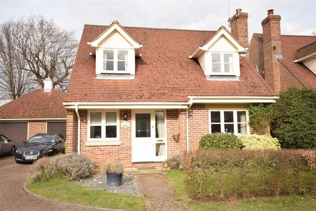 4 Bedrooms Detached House for sale in Lansdowne Road, SEVENOAKS, Kent