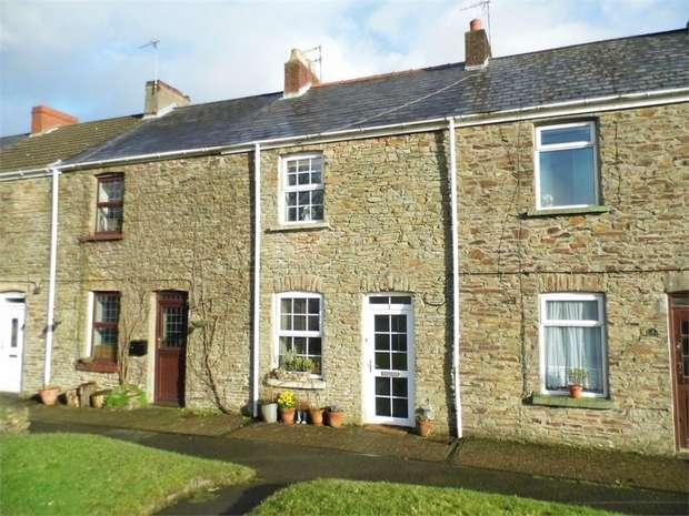 2 Bedrooms Terraced House for sale in Greenmeadow, Shwt, Bettws, Bridgend, Mid Glamorgan