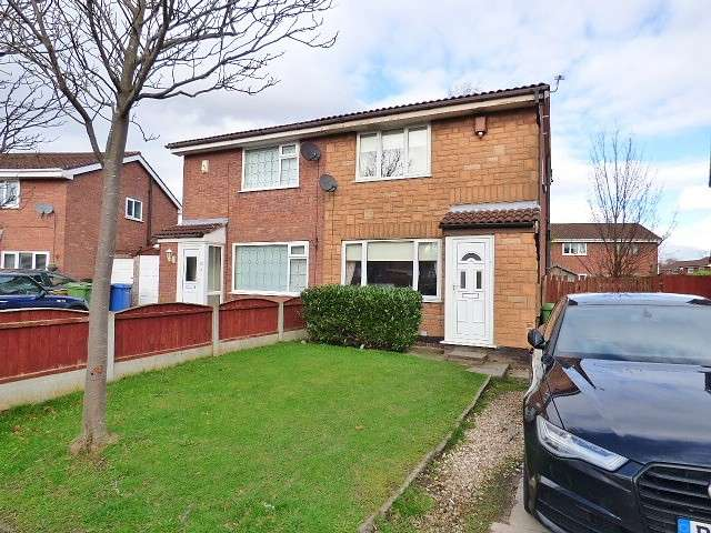 2 Bedrooms House for sale in St Davids Drive, Callands, Warrington