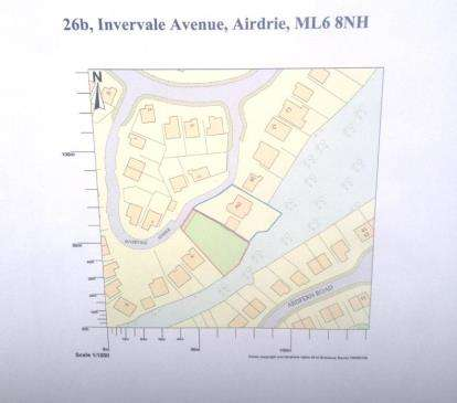 Land Commercial for sale in Invervale Avenue, Airdrie, North Lanarkshire