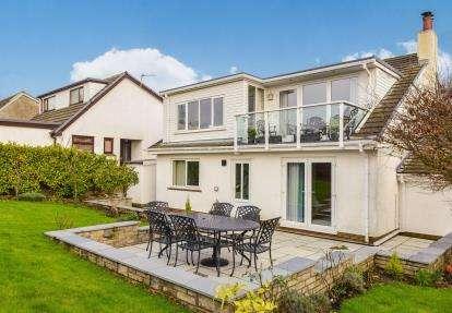 5 Bedrooms Detached House for sale in Pennine View, Glasson Dock, Lancaster, Lancashire, LA2