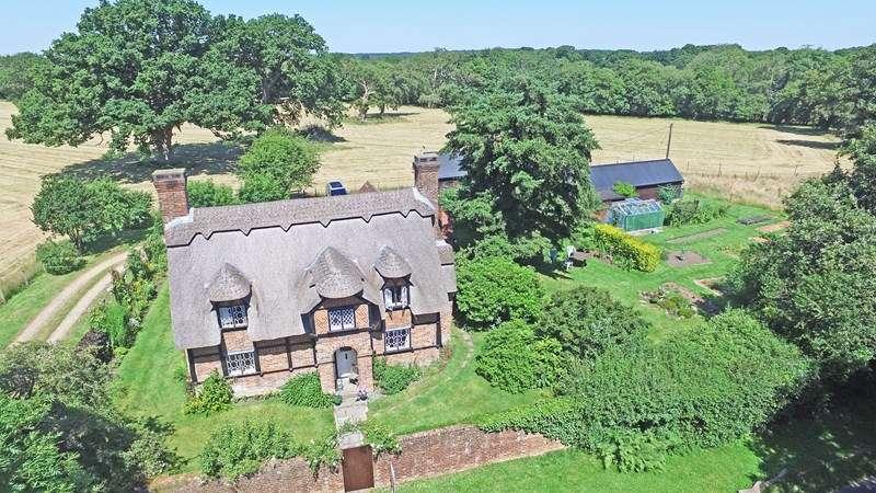3 Bedrooms Detached House for sale in Mill Lane, Brockenhurst