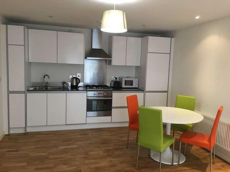 2 Bedrooms Apartment Flat for rent in Hunsaker Alfred Street, Reading