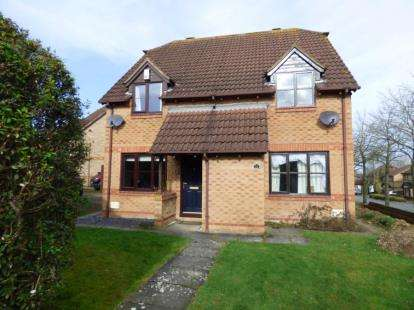 2 Bedrooms Semi Detached House for sale in Rayleigh Close, Shenley Church End, Milton Keynes