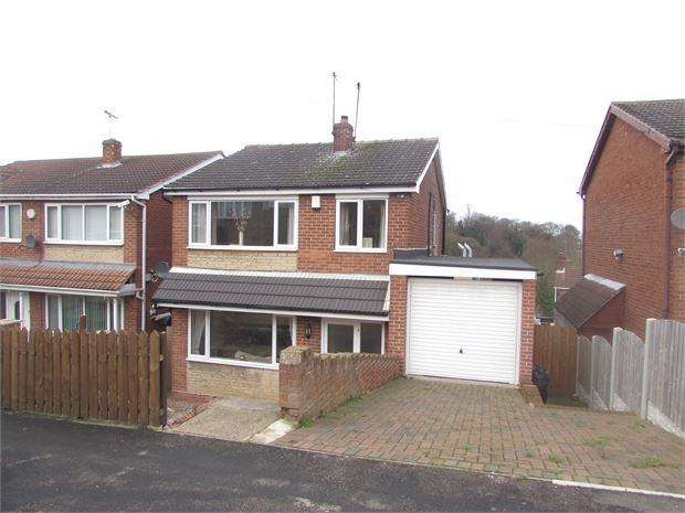3 Bedrooms Detached House for sale in Kendal Crescent, Conisbrough, DN12 2DU