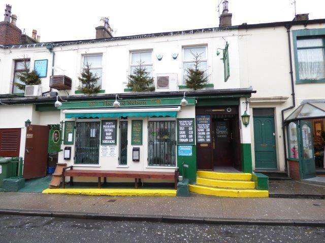 5 Bedrooms Commercial Property for sale in Nelson Street, Morecambe, Lancashire, LA4 5EF
