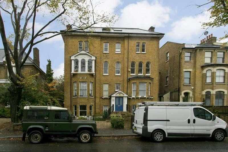 2 Bedrooms Flat for sale in Underhill Road, London SE22