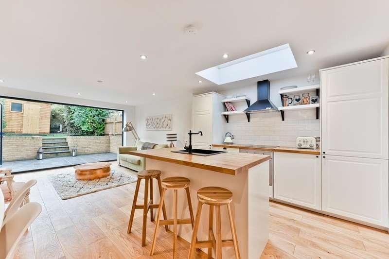 2 Bedrooms Flat for sale in Trevelyan Road, London SW17