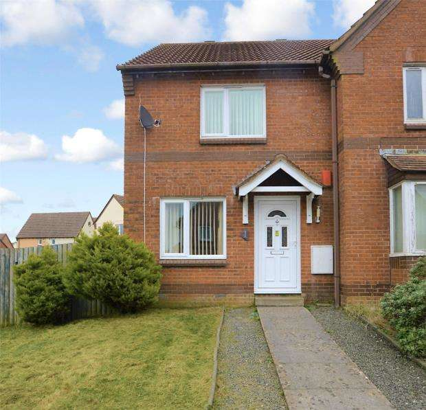 2 Bedrooms Semi Detached House for sale in Summerlands Gardens, Chaddlewood, Plymouth, Devon