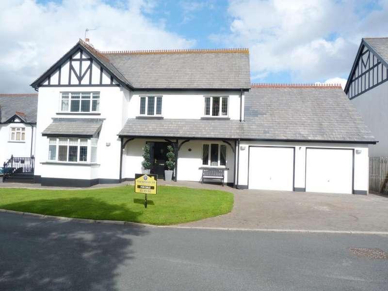 4 Bedrooms Detached House for sale in Fairways Drive, Mount Murray, Braddan, IM4 2JB