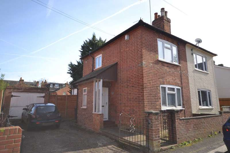 3 Bedrooms Semi Detached House for sale in Wilson Road, Reading
