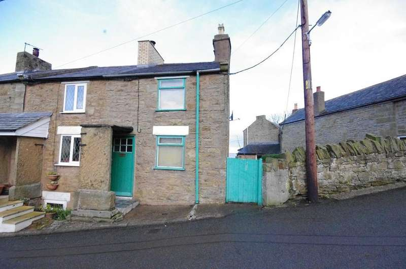 2 Bedrooms Terraced House for sale in Profitt Terrace, Gwespyr