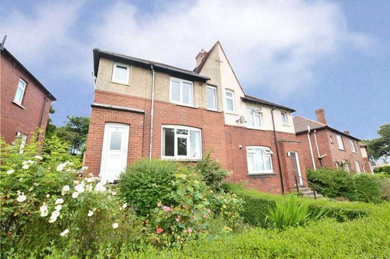 3 Bedrooms Semi Detached House for sale in Watson Crescent, Wakefield, West Yorkshire