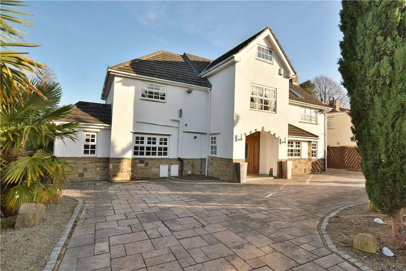 5 Bedrooms Detached House for sale in The Birches, Langwith Drive, Collingham, Wetherby, West Yorkshire
