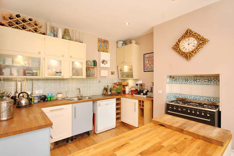 5 Bedrooms Semi Detached House for sale in Doyle Gardens, Kensal Green, NW10
