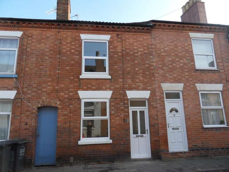 2 Bedrooms Terraced House for sale in Russell Street, Loughborough