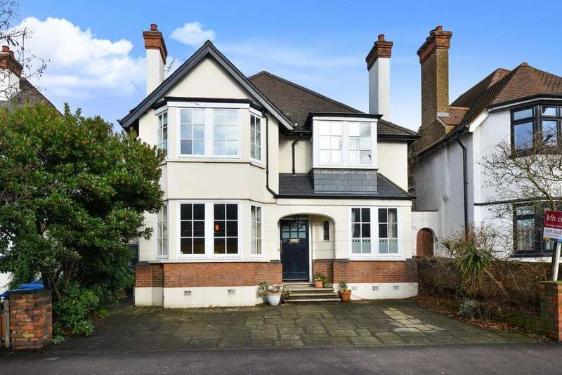5 Bedrooms Detached House for sale in Half Moon Lane, Herne Hill, SE24