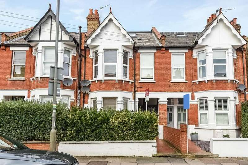 1 Bedroom Maisonette Flat for sale in Ravensbury Road, Earlsfield, SW18