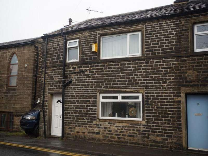 2 Bedrooms Terraced House for sale in Lodge Gate, Bradford