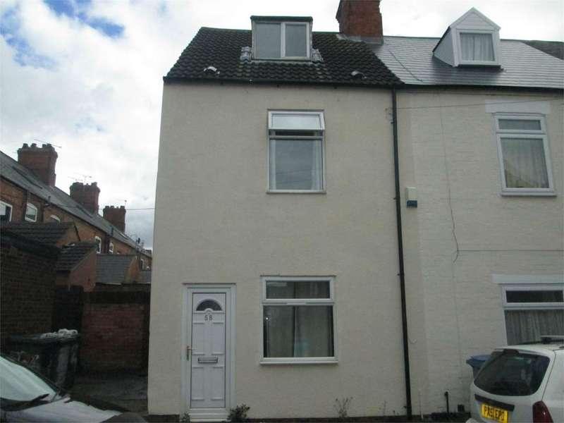 3 Bedrooms House Share for sale in Portland Street, Worksop, Nottinghamshire, S80