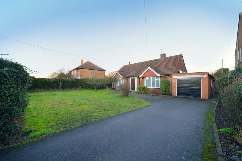 2 Bedrooms Detached Bungalow for sale in Church Road, Ryton On Dunsmore