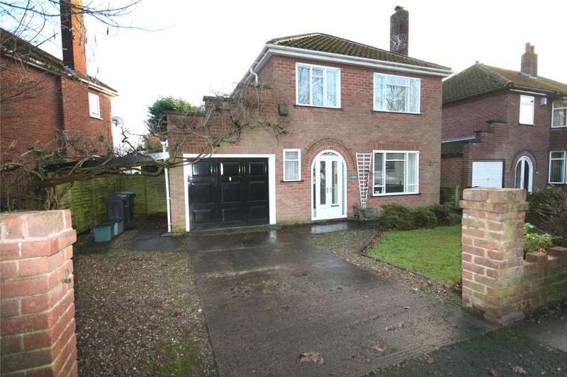 3 Bedrooms Detached House for sale in Plas Newton Lane, Newton, Chester, CH2