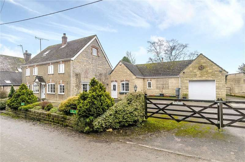 4 Bedrooms Detached House for sale in West Tockenham, Swindon, Wiltshire, SN4