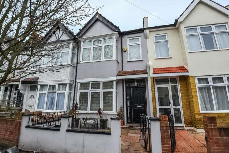 3 Bedrooms Terraced House for sale in Gore Road, Raynes Park, SW20