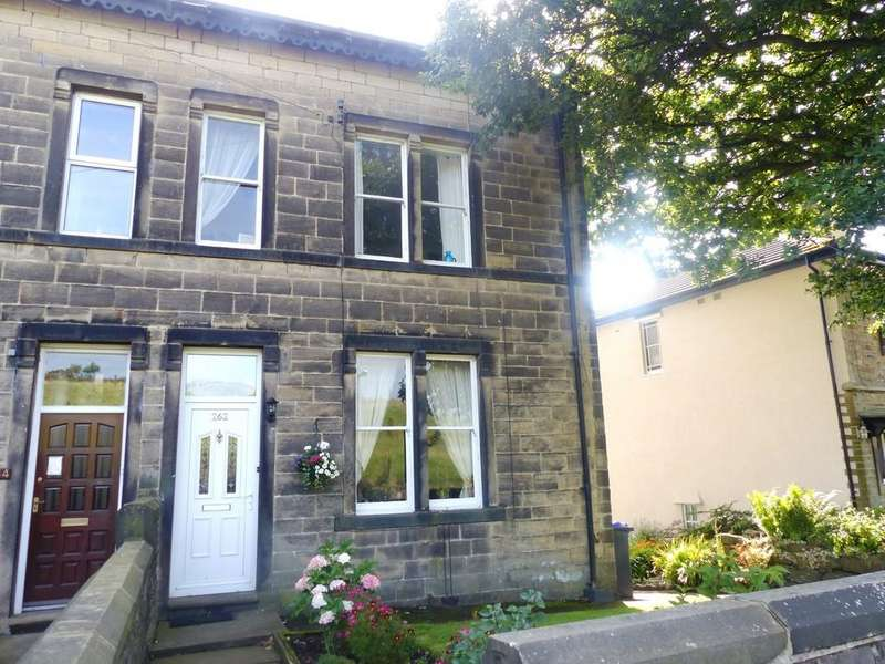 4 Bedrooms End Of Terrace House for sale in Park Lane, Keighley