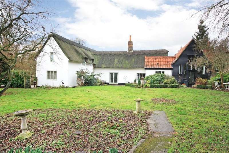 5 Bedrooms Detached House for sale in Dunsbridge Turnpike, Shepreth, Royston, Cambridgeshire, SG8