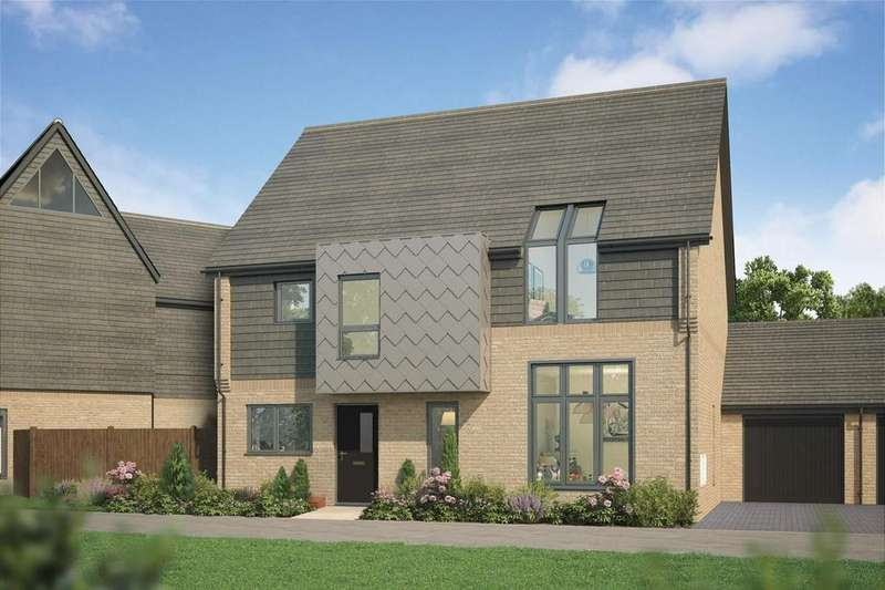 4 Bedrooms Detached House for sale in Little Waltham, Chelmsford, Essex, CM3