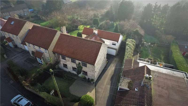 5 Bedrooms Detached House for sale in Pinecroft, Main Street, Walton, Wetherby, West Yorkshire