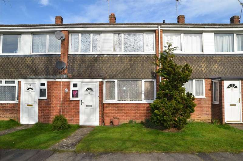 3 Bedrooms Terraced House for sale in Combe Road, Tilehurst, Reading, Berkshire, RG30
