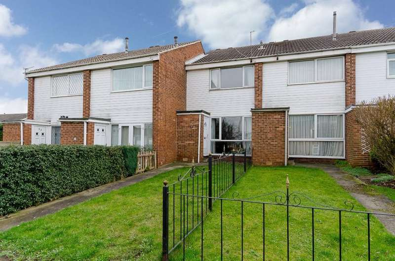 3 Bedrooms Town House for sale in Mill View, Knottingley
