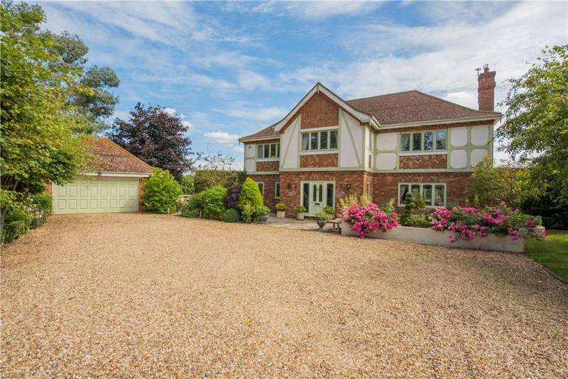 5 Bedrooms Detached House for sale in Fordfield Road, Steppingley, Bedford, Bedfordshire
